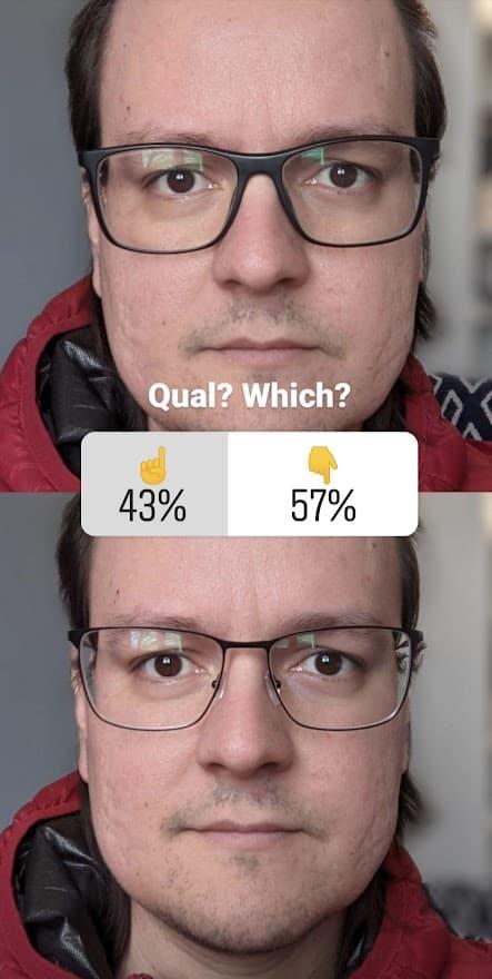 glasses comparison results montreal